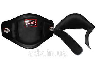 Защита груди Кожа TWINS BEPL-3-BK (наполнитель-пенополиурет., р-р L,M, креп.на ремнях, черный)