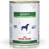 Royal Canin Satiety Weight Management Canine Cans  консервы для взрослых собак, склонных к избыточному весу 410 гр
