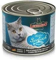 Leonardo Rich in Sea Fish с морской рыбой консервы для котов 400 гр