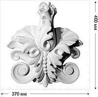 Декор фасада: архитектурная лепнина. Классический дизайн (портали, панно, маскарони, картуші)