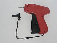 Игольчатый этикет-пистолет Красный для крепления этикеток и ценников, фото 1