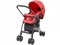 Прогулочная коляска Aprica Luxuna cts, цвет красный