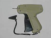 Игольчатый этикет-пистолет QIDA Зелёный для крепления этикеток и ценников