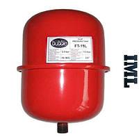 Круглый расширительный бак IML емкостью 8 литров