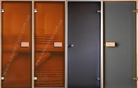 Стеклянные двери для саун, бань и турецких парных