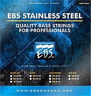 Струны EBS SS-ML 6-strings