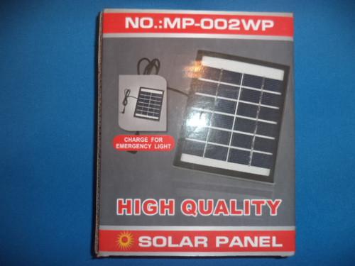 Солнечная панель батарея MP-002WP