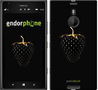"Чехол на Nokia Lumia 1520 Черная клубника ""3585u-314-716"""