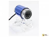 GEMBIRD Web-камера, GEMBIRD CAM100U-B Синя