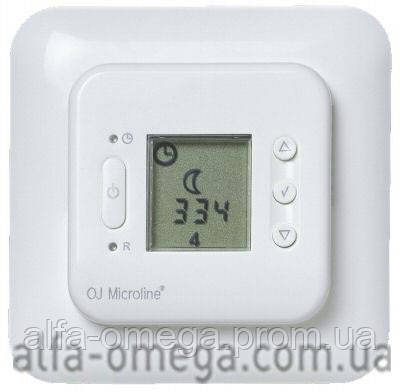 Терморегулятор для электрообогрева и системы теплый пол OCD2-1999, фото 2