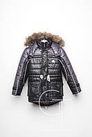 Lakshmi Mix Зимняя куртка для мальчика -26284-8