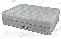 Двуспальная флокированная кровать Intex 66962, фото 1