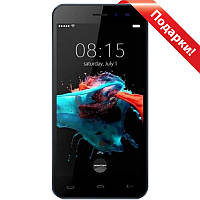 "Смартфон 5"" HOMTOM HT16, 1GB+8GB Синий 4 ядра Galaxy Core GC5005 3G Android 6"