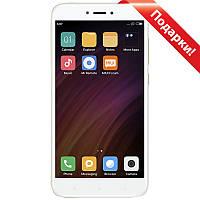 "Смартфон 5"" Xiaomi Redmi 4X, 3GB+32GB Розовое золото 8 ядер Snapdragon камера Samsung S5K3L8 13 Мп Android 6"