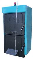 Котел на твердом топливе Qvadra SolidM aster 6S 30-46,5 кВт