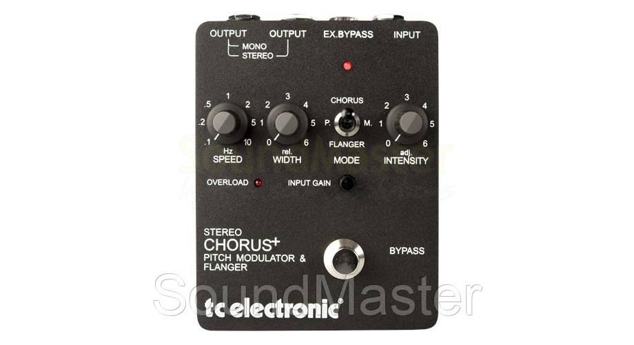 Педаль эффектов t.c.electronic TC SCF - SoundMaster в Киеве