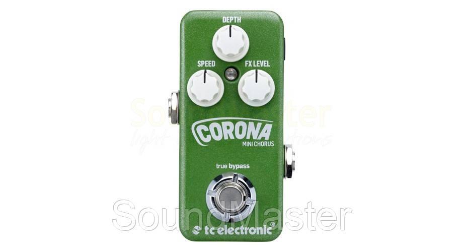Педаль эффектов t.c.electronic Corona Mini Chorus - SoundMaster в Киеве