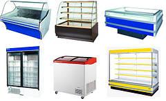 Холодильне обладнання для магазинів, барів