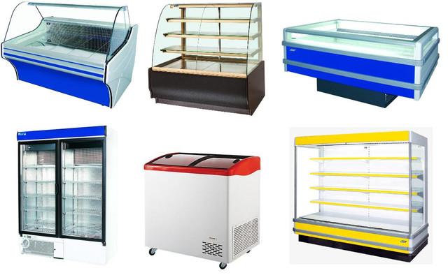 Холодильное оборудование для магазинов, баров