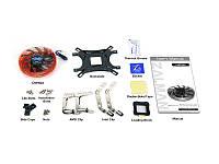 Кулер процессорный ZALMAN CNPS2X Socket 1366,1156,1155,775, FM1,AM3+,AM3,AM2+,AM2,