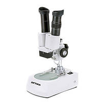 Микроскоп Optika S-10-2L 20x Bino Stereo