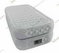 Односпальная флокированная кровать Intex 66964