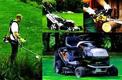 Садово-парковая техника
