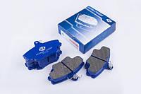 Колодки тормозные дискового тормоза  RENAULT/DACIA LOGAN 1.4/1.5/1.6 передние AT 1669-300BP