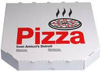 Коробка для пиццы 30 см с печатью изображения