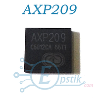 AXP209, контроллер питания, QFN48