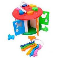 """Розумний малюк """"Будиночок"""", игрушка для детей"""