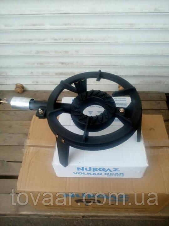 Мощная газовая печь Nurgaz NG 415-2