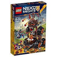 LEGO Nexo Knights 70321 Осадная башня Генерала Магмара