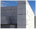 Наружная отделка стен  из газобетонных блоков AEROC
