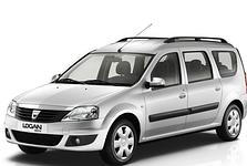 Хром пакет для Dacia Logan MCV (2007-2012)