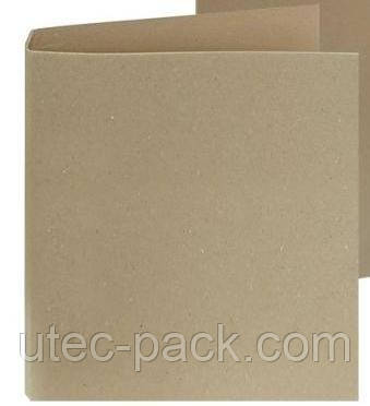 Папка архивная картонная для документов А4. Высота корешка 20 мм  без титульной страницы