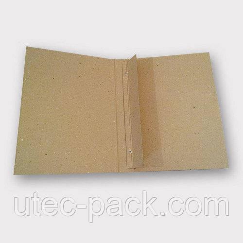Папка архивная без завязок Высота корешка 30 мм без титульной страницы