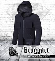 Braggart Black Diamond 4752 | Парка черная