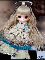 Лялька Пуллип Романтична Аліса в блакитному Pullip Romantic Alice