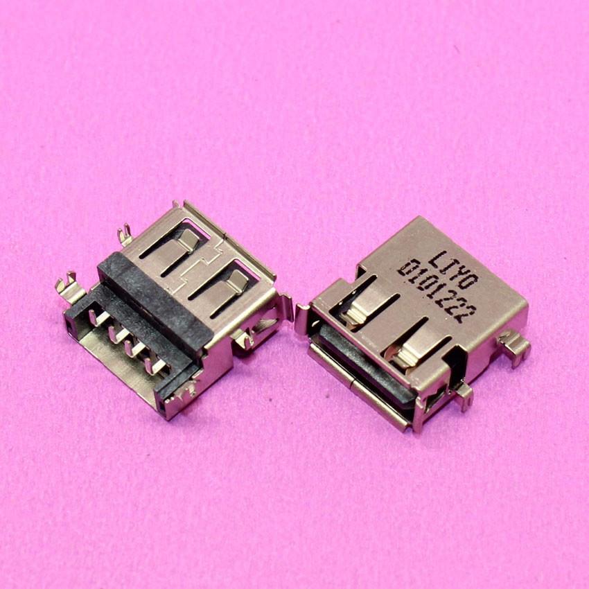 USB Разъем гнездо Lenovo Z460 Z465 Z560 Z565