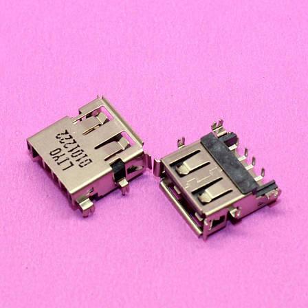 USB Разъем гнездо Lenovo Z460 Z465 Z560 Z565, фото 2