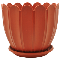 Цветочный горшок «Марго» (Алеана) 12х10