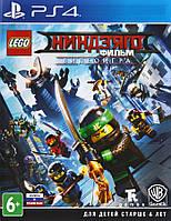 LEGO Ninjago Movie Game Videogame ps4