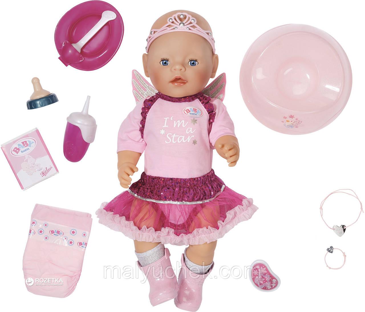 Кукла Zapf Baby Born Беби Борн Волшебный Ангел 43 см 821503