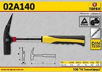 Молоток шиферный,  TOPEX  02A140
