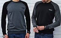 Мужской свитшот Baterson Streetwear Black Sleeve 2 цвета в наличии