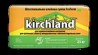 Шпаклевочно-клеевая смесь EcoTerm, 25кг