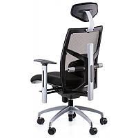 Кресло Special4You EXACT BLACK FABRIC, BLACK MESH (E0581)