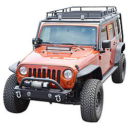 Багажник на крышу Jeep Wrangler JK