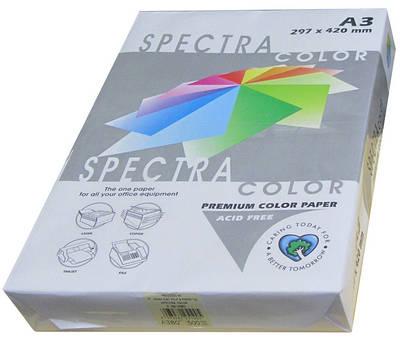 """Цветная бумага """"Spectra color"""" А3"""